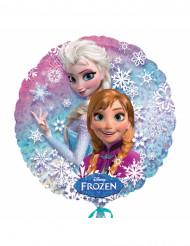 Ballon in aluminium Frozen