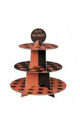 Cupcake Toren Happy Halloween