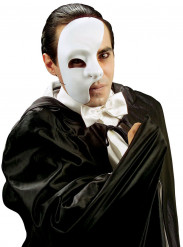 Half masker spook voor volwassenen Halloween accessoire