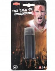 Fles nep bloed in gel vorm Halloween accessoire