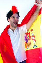 Supporter kit Spanje Premium
