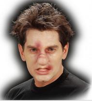 Valse gebroken neus voor volwassenen Halloween