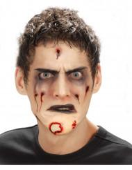 Nep kin zombie volwassenen Halloween make up