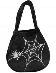 Spin en spinnenweb tas voor volwassenen