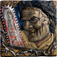 Muurversiering The Texas Chain Saw Massacre™