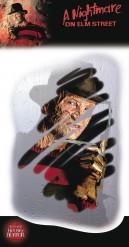Spiegel versiering wazig Freddy Krueger™ Halloween decoratie