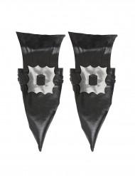 Heksen overschoenen voor volwassenen Halloween accessoire