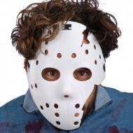 Hockey masker voor volwassenen Halloween accessoire