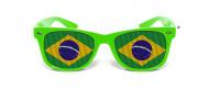 Groen Braziliaanse bril voor volwassenen