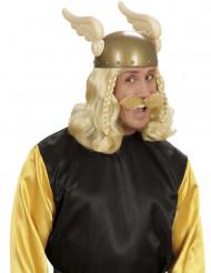 Blonde Galliër snor voor volwassenen