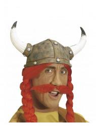 Rode Gallier snor voor volwassen