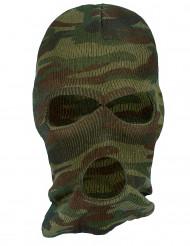Camouflage kap voor volwassenen