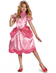 Prinses Peach™ kostuum voor meisjes