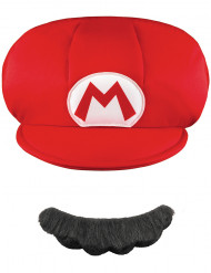 Mario's™   pet en snor voor kinderen