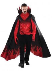 Vlammend duivelskostuum voor mannen