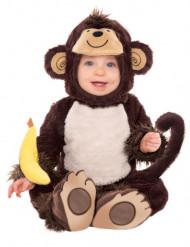Apen kostuum voor baby
