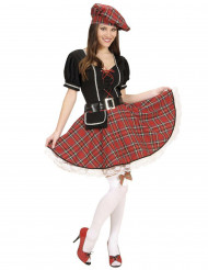 Schots Dames carnavalskostuum