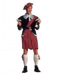 Schots heren carnaval kostuum