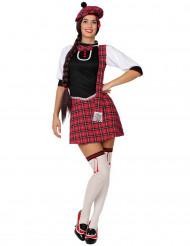 Kostuum voor Schotse vrouw