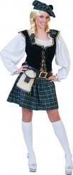 Schotse vrouw kostuum