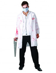 Bebloede chirurg outfit voor volwassenen