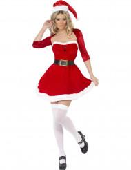 Bolero kerstvrouw kostuum voor dames