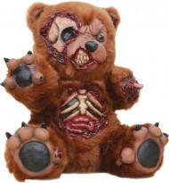 Kwaadaardige beer voor Halloween