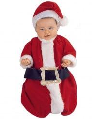 Kerstman kostuum met muts voor baby