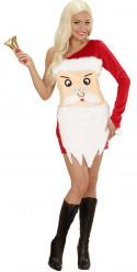 Kerstvrouw outfit voor vrouwen