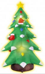 Opblaasbare kerstboom