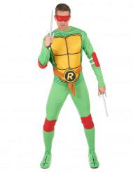 Raphael Ninja Turtles™ kostuum voor volwassenen