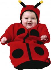 Lieveheersbeestjes kostuum voor baby