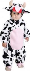 Koeien kostuum voor baby