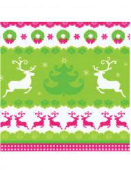 20 kerst servetten