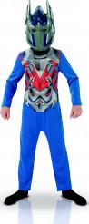Kostuum en masker van Transformers™ Optimus voor kinderen