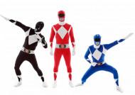 Power Rangers™ Morphsuits™ kostuums voor volwassen