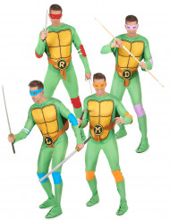 Groep outfits van Ninja Turtles™ voor volwassen