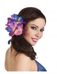 Hibiscus bloem haarversiering
