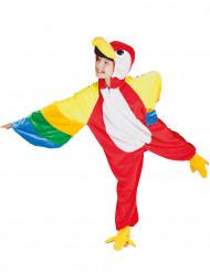 Papegaaien pak voor kinderen
