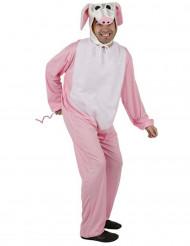 Varkentje kostuum voor volwassenen