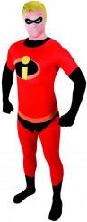 Verkleedkostuum Tweede huid van de Incredibles™  voor heren
