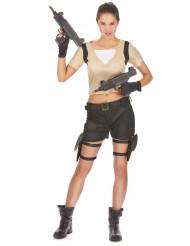 Sexy militair kostuum voor dames