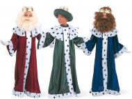 Verkleedkostuum Drie Koningen voor kinderen