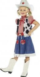 Cowboy kostuum voor meisjes