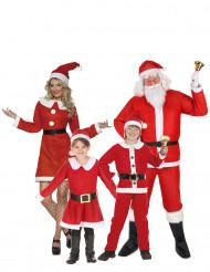 Familie verkleedkostuum voor Kerst