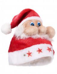 Lichtgevende kerstmuts voor volwassenen