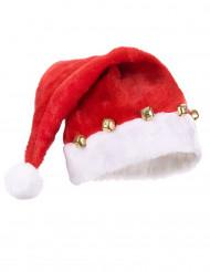 Kerstmuts met bellen voor volwassenen
