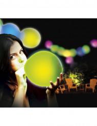 5 LED ballonnen veelkleurig