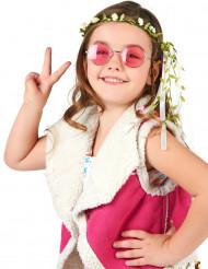 Bloemen haarband voor kinderen