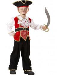 Luxe piraten pak voor jongens